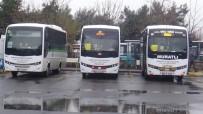 CUMHURBAŞKANLIĞI - Tekirdağ'da Toplu Taşıma Durduruldu