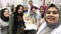 YÜKSEK LISANS - Üniversitesi Öğrencisinden Korona Virüs İle Mücadeleye Gönüllü Destek