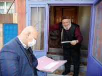 AÇIK KAPI - Vefa Sosyal Destek Grubu Bayburt'ta Çalışmalarına Devam Ediyor