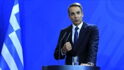 Yunanistan Başbakanı Miçotakis Türkiye'yi şikayet etti