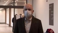 Ulaştırma ve Altyapı Bakanı - Bakan Karaismailoğlu Açıklaması 'Yolları Bitirmesi Gerekenler Maalesef Yapmadı'