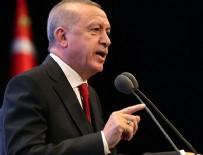Ulaştırma ve Altyapı Bakanı - Başkan Erdoğan üstüne basa basa söyledi: 'Derhal durdurun!'