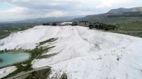 KARBONMONOKSİT - 'Beyaz Cennet' Pamukkale Bakın Nasıl Oluşmuş?