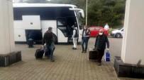 ADNAN MENDERES - Cezayir'den Gelen 160 Türk Vatandaşı Söke'de Karantinaya Alındı