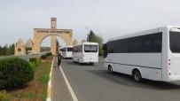 HARRAN ÜNIVERSITESI - Cezayir'den Tahliye Edilen 191 Kişi Şanlıurfa'ya Getirildi