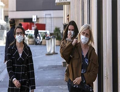 Dünyada Corona Virüsli vaka sayısı 1 milyon 200 bini geçti