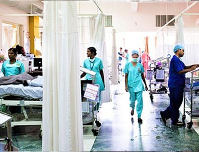 Hindu sağlıkçılardan skandal cinayet!
