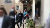 İŞGAL - İsrail Güçleri Kudüs Valisi Adnan Gays'ı Gözaltına Aldı