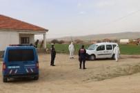 AKSARAY ÜNIVERSITESI - Karantinaya Alınan Köyde Tespit Ve Test Çalışması Yapılıyor