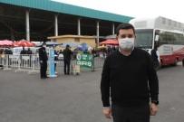 PAZARCI ESNAFI - Kepez'de Ücretsiz Maske