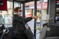 CUMHURBAŞKANLIĞI - Mersin Büyükşehir Belediyesi Ücretsiz Maske Dağıtıyor
