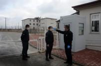 ADALET BAKANLıĞı - (Özel) Eskişehir'deki Cezaevlerinde Virüs Mücadelesi En Üst Seviyede