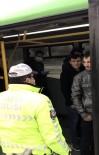 ŞEHİR İÇİ - (Özel) İstanbul'da Toplu Taşımada Yasağa Uymayan Sürücülere Ceza Yağdı