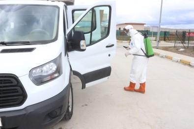 Patnos L Tipi Kapalı Ve Açık Ceza İnfaz Kurumlarında Korona Virüs Tedbirleri Arttırıldı