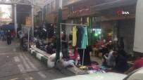 İRAN CUMHURBAŞKANı - Tahran'da Vaka Sayısı Düşerken, Dükkanlar Ve Mağazalar Açılıyor