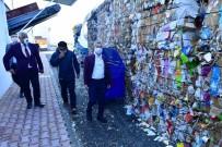 GERİ DÖNÜŞÜM - Yeşilyurt Belediye Başkanı Mehmet Çınar Açıklaması