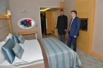 GIDA YARDIMI - Yıldırım Belediyesi, Sağlıkçılar İçin Otel Kiraladı