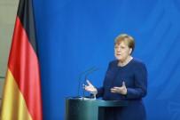 ANGELA MERKEL - Almanya Başbakanı Merkel Açıklaması 'Korona Krizine Karşı Alınan Önlemleri Gevşetmek İçin Erken'