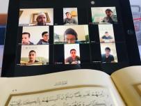 CAMİİ - Almanya'da Kur'an Kursu Öğrencilerine Uzaktan Eğitim Veriliyor