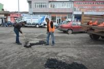 ONARIM ÇALIŞMASI - Ardahan'da Bahar Temizliği Devam Ediyor