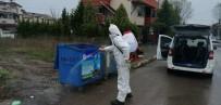 DOĞANTEPE - Başiskele'de 9 Mahallede Dezenfekte Çalışması Yapıldı