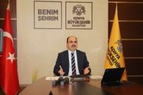 UĞUR İBRAHIM ALTAY - Başkan Altay Video Konferansla Basın Toplantısı Düzenledi