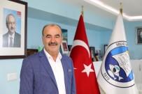 ZEYTIN DALı - Başkan Türkyılmaz Açıklaması 'Bizimle Mudanya Emin Ellerde'