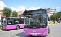 ŞEHİR İÇİ - Çorum'da Şehir İçi Toplu Ulaşım Araçlarında Yeni Düzenleme