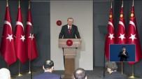 GAZI MUSTAFA KEMAL - Cumhurbaşkanı Erdoğan Açıklaması 'Atatürk Havalimanı Ve Sancaktepe'deki İki Hastaneyi 45 Günde Bitireceğiz'