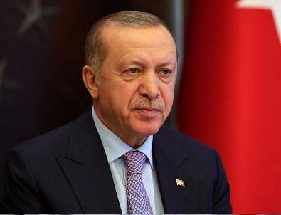 Cumhurbaşkanı Erdoğan'dan suç duyurusu!