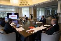 İBRAHİM KALIN - Cumhurbaşkanlığı Kabinesi, Cumhurbaşkanı Erdoğan Başkanlığında Toplandı