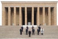 HALKLA İLIŞKILER - Emniyet Genel Müdürü Aktaş, Anıtkabir'i Ziyaret Etti