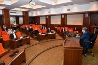 GARNİZON KOMUTANI - İl Pandemi Koordinasyon Kurulu, Vali Su Başkanlığında Toplandı