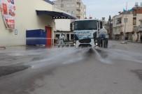 ADNAN MENDERES - Kilis'te Dezenfekte Çalışmaları Sürüyor