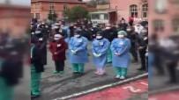 ÇAPA TIP FAKÜLTESİ - Meslektaşları Prof. Karacan İçin Saygı Duruşunda Bulundu