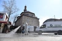 OSMANGAZI BELEDIYESI - Osmangazi'den Örnek Mücadele