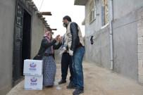 DERNEK BAŞKANI - Yedi Başak Ramazan Çalışmalarını Erkene Aldı
