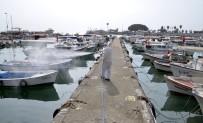 SANAYİ SİTESİ - Akdeniz'de Korona Virüs İle Mücadele Aralıksız Sürüyor
