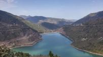 DOLULUK ORANI - Atasu Barajı'ndaki Doluluk Oranı Yüzde 100 Seviyesine Ulaştı