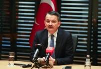 1 EKİM - Bakan Pakdemirli Açıklaması 'Su Sıkıntısı Öngörülmüyor'