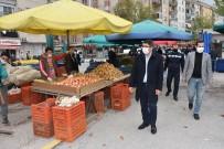 FARUK ÇELİK - Başkan Çelik'ten Pazar Yeri İncelemesi