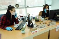HALKLA İLIŞKILER - Bayraklı'daki Çağrı Merkezi Talepleri Anında Karşılıyor