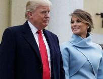 PENTAGON - Trump eşini müdür yaptı!