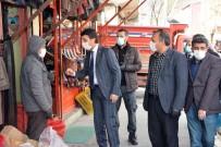 BELEDİYE BAŞKAN YARDIMCISI - Çatak Belediye Başkanı Şeylan'dan 'Sosyal Mesafe' Uyarısı
