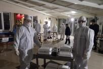 AYDOĞAN - Cezayir'den Gelerek Karantinaya Alınan İşçiler Durumlarından Memnun
