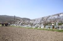 HASAR TESPİT - Çiftçilere Hafta Sonu Felaketi Yaşatan Fırtınanın Bilançosu Belli Oldu