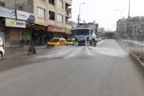 YAVUZ SULTAN SELİM - Dezenfekte Çalışmaları Sürüyor