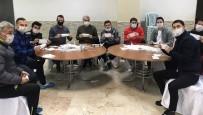 AMATÖR LİG - Ereğli Belediyespor Maske Yapımına Destek Verdi