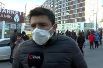 PİRİ REİS - Esenyurt'taki Patlamanın Görgü Tanıkları Korku Dolu Anları Anlattı