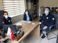 İL SAĞLIK MÜDÜRÜ - Eskişehir'de Salgın Değerlendirme Toplantısı